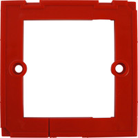Fire Alarms, Manual Call Points, Conventional Call Points - Flush Mount Bezel For Zeta CP3 or ID2 Manual Call Points