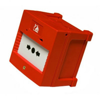 Fire Alarms, Manual Call Points, 2 Wire Call Points - Fike Twinflex Call Point Weatherproof