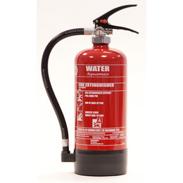 Aquamax 3 Litre Water Extinguisher with Additives