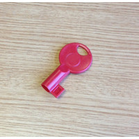 Fire Alarms, Fire Alarm Accessories, Fire Alarm Equipment Keys - C-Tec Panel Spare Key