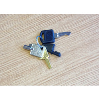 Fire Alarms, Fire Alarm Accessories, Fire Alarm Equipment Keys - Ziton Replacement 4 Key Pack