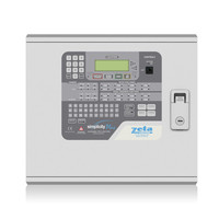 Fire Alarms, Fire Alarm Panels, Addressable Panels - Simplicity Analogue Addressable Panel in Metal Enclosure