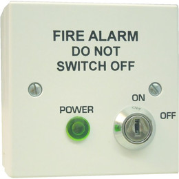 Fire Alarm Mains Safety Isolator Switch
