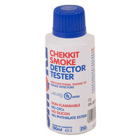 Fire Alarms, Detector Test Equipment, Smoke Detector Testing - CHEKKIT Handheld Smoke Detector Tester Spray, 150ml
