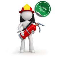 Fire Extinguisher Online Video Training (Single User License)