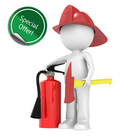 Fire Alarms, Fire Alarm Accessories, Fire Safety Software - Fire Marshal Online Video Training (Single User License)