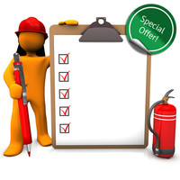 Basic Fire Safety Online Video Training (Single User License)