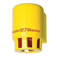 Fire Alarms, Sounders, Flashers & Bells, Fire Alarm Sounders, Conventional Sounders - Klaxon Master Blaster 127dB High Output Sounder