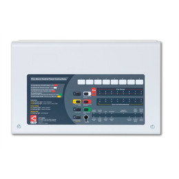 C-Tec CFP AlarmSense 2, 4 or 8 Zone Panel