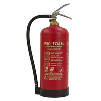 Fire Extinguishers & Blankets, Service Free Fire Extinguishers - P50 Service Free Foam Fire Extinguisher