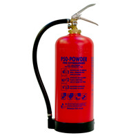 Fire Extinguishers & Blankets, Service Free Fire Extinguishers - P50 Service Free ABC Powder Fire Extinguisher