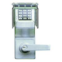 Security Equipment, Security Accessories, Keypad Protective Covers - STI Mini Bopper Stopper Flush Mounted