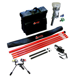 Testifire Smoke, Heat & CO Test Kit (9 Metres)