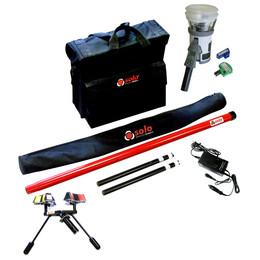 Testifire Smoke, Heat & CO Test Kit (6 Metres)