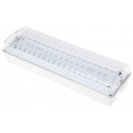 Brook 2 High-Output LED Luminaire With Optional Self Test