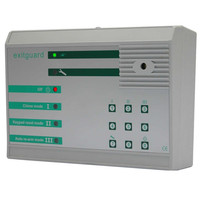 Security Equipment, Door Alarms - Exitguard Door Alarm With Integral Keypad Control