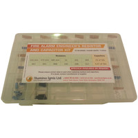 Fire Alarms, Fire Alarm Accessories, Fire Alarm Engineer Kits - Resistor Kit For Fire Alarm Engineers