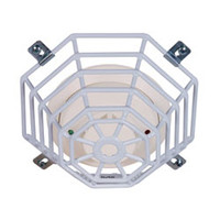 Fire Alarms, Fire Alarm Accessories, Fire Alarm Protection - STI Vandal Cage For Fire Alarm Detectors
