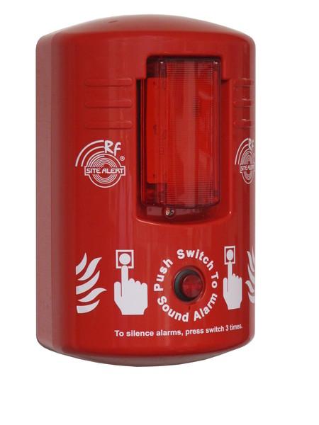 Howler Site Alert Rf Wireless Site Alarm Discount Fire
