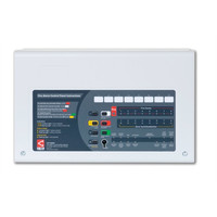 Fire Alarms, Fire Alarm Panels, Conventional Panels - C-Tec CFP 2, 4 or 8 Zone Conventional Fire Panel