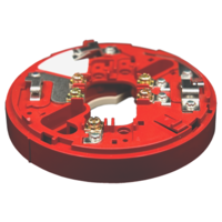 Fire Alarms, Fire Alarm Detectors, Fire Alarm Detector Bases, Hochiki ESP Intelligent Bases - YBO-R/SCI Hochiki ESP Short Circuit Sounder Mounting Base in Red or White