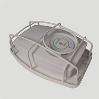 Cigarette Smoke Detectors, Cigarette Detector Protection - CSA-AVC3 - Anti-Vandal Protective Cage For Cig-Arrete SD Evolution Alarms