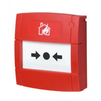Fire Alarms, Manual Call Points, Conventional Call Points - KAC Conventional Indoor Manual Call Point