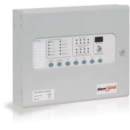 Kentec Sigma CP-A AlarmSense 2, 4 or 8 Zone Panel