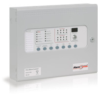 Fire Alarms, Fire Alarm Panels, 2 Wire Panels - Kentec Sigma CP-A AlarmSense 2, 4 or 8 Zone Panel
