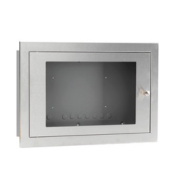 SigTEL Disable Refuge System Anti-Tamper Stainless Steel Enclosure