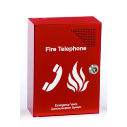 SigTEL Type A Fire Telephone Outstation