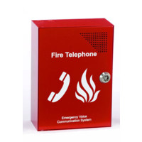 First Aid & Safety Equipment, Disabled Refuge Systems, C-Tec SigTEL Disabled Refuge System, SigTEL Outstations - SigTEL Type A Fire Telephone Outstation