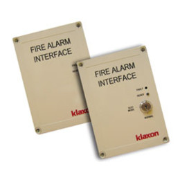 Klaxon Voice Alarm Message Controllers