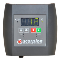Fire Alarms, Detector Test Equipment, Hard-To-Access Smoke Detector Testing Solution - Scorpion Wall Mounted Control Panel