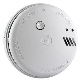 Optical Smoke Alarm 230V with Alkaline Battery Back-Up