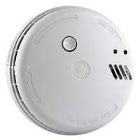 Fire Alarms, Domestic Smoke, Heat & CO Alarms, Mains Powered, Interlinkable Smoke, Heat & CO Alarms, Aico, Aico 140RC Series Mains Powered Alarms With Alkaline Battery Back-up - Optical Smoke Alarm 230V with Alkaline Battery Back-Up