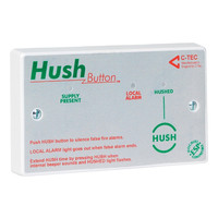 Fire Alarms, Fire Alarm Panels, Addressable Panels, C-Tec XFP Addressable Panels - C-TEC BS 5839-6 Hush Button
