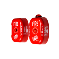 Fire Alarms, Standalone Fire Alarms, Wireless Site Alarms, GoLink by Howler Wireless Site Alarm - Howler GoLink Push Button Alarm