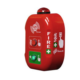 Howler GoLink First Aid Assistance Button