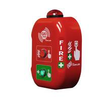 Fire Alarms, Standalone Fire Alarms, Wireless Site Alarms, GoLink by Howler Wireless Site Alarm - Howler GoLink First Aid Assistance Button