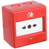 Fire Alarms, Manual Call Points, 2 Wire Call Points - Cooper BiWire Ultra Manual Call Point