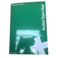 First Aid & Safety Equipment, First Aid Accessories - Accident Report Book A5