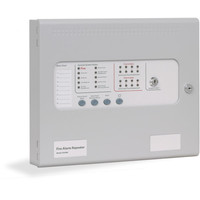 Fire Alarms, Fire Alarm Panels, Conventional Panels - Kentec Sigma CP-R Conventional 2-8 Zone Repeater Panel
