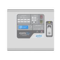 Fire Alarms, Fire Alarm Systems, Simplicity Plus Addressable Fire Alarm System, Simplicity Plus Panels - Simplicity Plus Addressable Fully Functional Repeater Panel