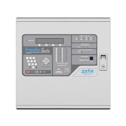 Premier Quatro 4 Loop Analogue Addressable Fire Alarm Panel