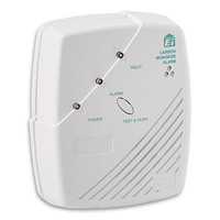 Fire Alarms, Domestic Smoke, Heat & CO Alarms, Mains Powered, Interlinkable Smoke, Heat & CO Alarms, Aico, Aico Series 160 Mains Powered Alarms With 10 Year Lithium Batteries And Optional Wireless Base - Aico Mains Interlinkable Carbon Monoxide Alarm
