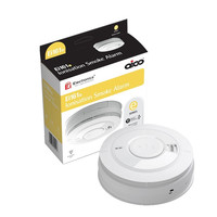 Fire Alarms, Domestic Smoke, Heat & CO Alarms, Mains Powered, Interlinkable Smoke, Heat & CO Alarms, Aico, Aico Evolution Series Domestic Alarms - Aico Evolution Mains Powered Ionisation Smoke Alarm