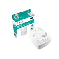 Fire Alarms, Domestic Smoke, Heat & CO Alarms, Mains Powered, Interlinkable Smoke, Heat & CO Alarms, Aico, Aico Evolution Series Domestic Alarms - Aico Evolution Mains Powered Carbon Monoxide Alarm