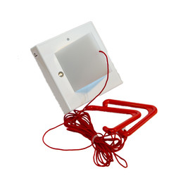 DPL Wireless Disabled Toilet Alarm Ceiling Pull Cord