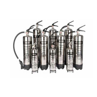 Fire Extinguishers & Blankets, Water Fire Extinguishers - Titan Plus Prestige 6 LTR Water Extinguisher